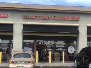 Las Vegas Wedding Gown Specialists at Village East Cleaners